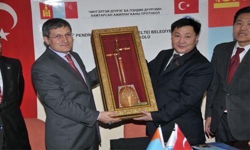 Moğollarla 'İşbirliği Protokolü' imzalandı