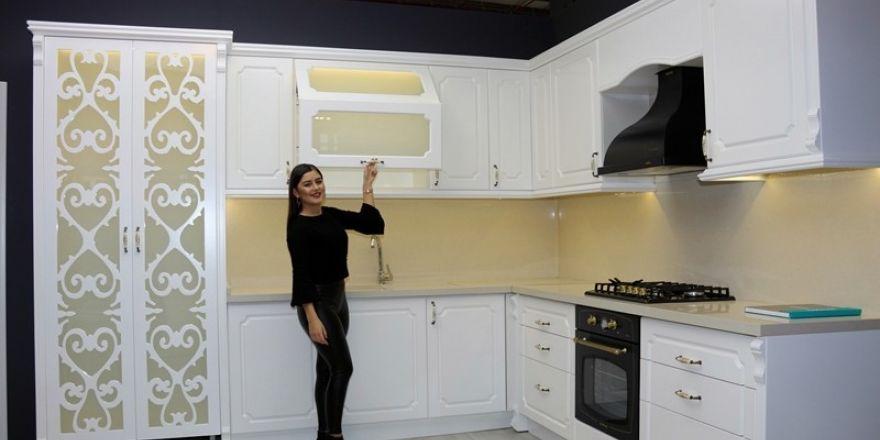 MODEKO'da bayanların gözdesi mutfak mobilyaları