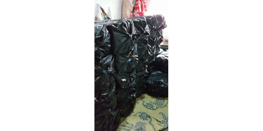 Van'da 40 bin paket kaçak sigara geçirildi