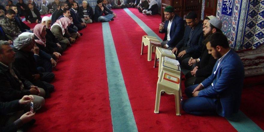 Ak Parti Viranşehir Gençlik Kolları şehitleri unutmadı