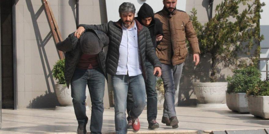 Altın hızları tutuklandı