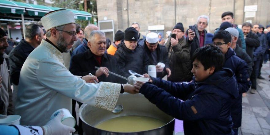 Sabah Çorbası Melikgazi Belediyesinden