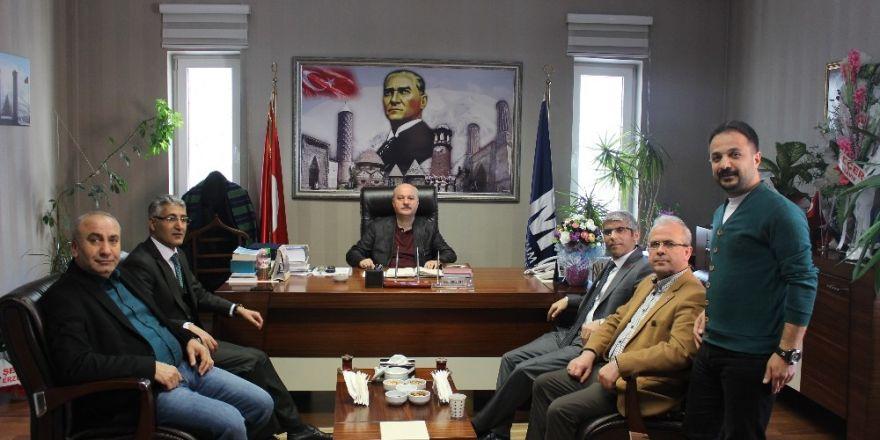 """Akgüloğlu; """"Muhabesi olmayan bir işletme düşünülemez"""""""