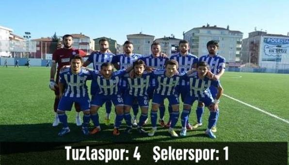 16.02.2014 Tuzlaspor & Kayseri Şekerspor maç özeti