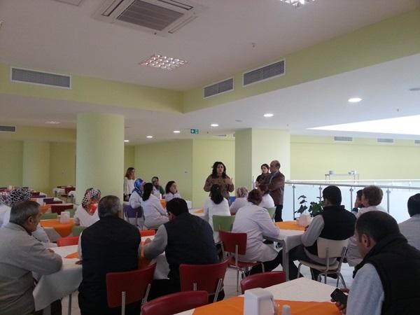 Kartal Belediyesi Personeline Çevre Bilinci Eğitimi