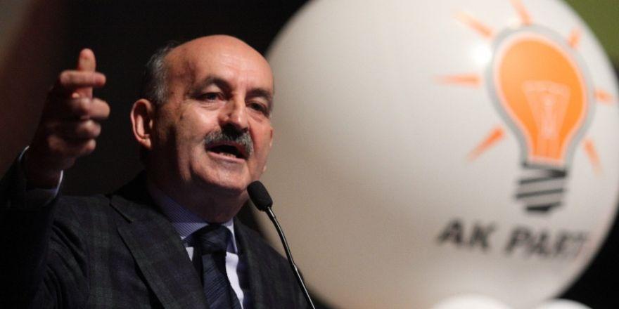 Müezzinoğlu, Kılıçdaroğlu'nu yuhalatmadı
