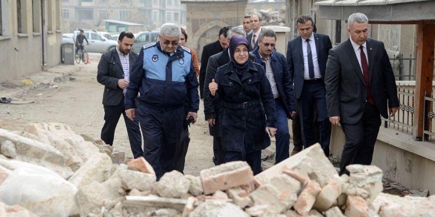 Meram'da kentsel dönüşüm çalışmaları