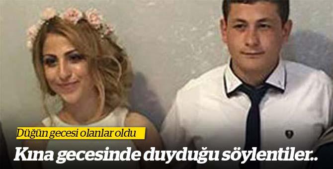 Kına Gecesi Duydukları Yüzünden Düğün Günü Eşini Öldürdü