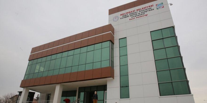 Mimarsinan Bahçelievler'de Semt Polikliniği hizmete girecek