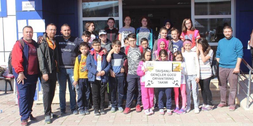 Tavşanlı Gençler Gücüspor, Bursa'dan birincilikle döndü