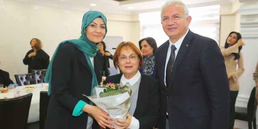 Başkan eşleri bu kez Torbalı'da ağırlandı