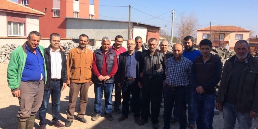 Başkan Kayda'dan Hasalan Mahallesine ziyaret
