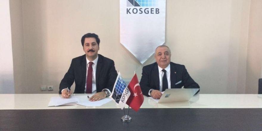 Ticaret Borsası kadınlar için KOSGEB ile protokol imzaladı