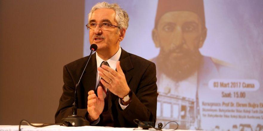 İhlas Koleji'nde II.Abdülhamid Han konferansı yapıldı