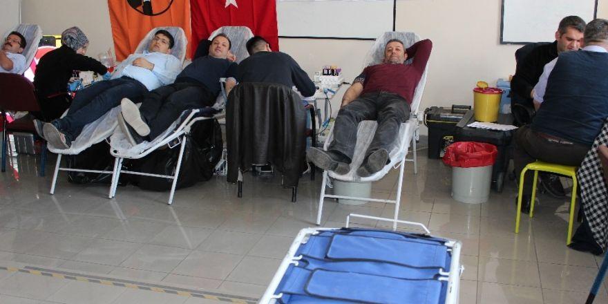 Karayolları 6. Bölge Müdürlüğü'nde Kan Bağışı Kampanyası