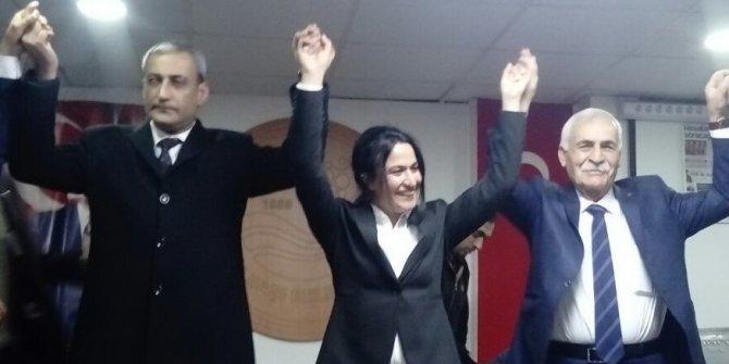 CHP Gölbaşı İlçe Başkanı Emine Köseler oldu