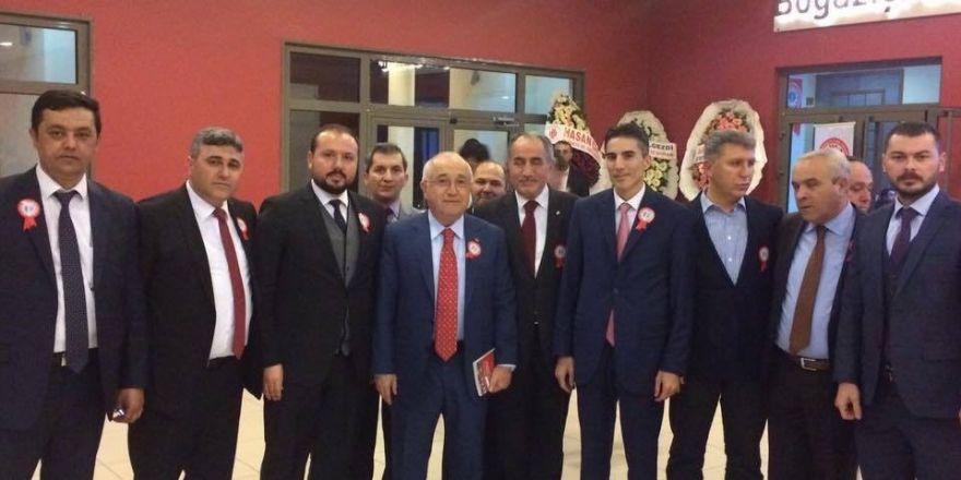 İstanbul'da yaşayan Yozgatlılar öğrenciler için bir araya geldi
