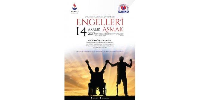 SANK Üniversitesinde Dünya Engelliler Günü etkinliği