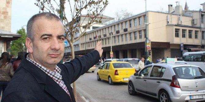 """Aydın: """"Niyazi Mısri Vakfı'na ait Ulucami Postahanesi'nin Bursa'nın elinden çıkması engellenmeli"""""""