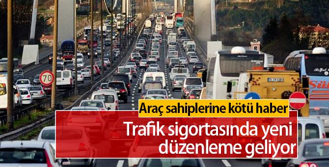 Araç Sahiplerine Kötü Haber | Trafik Sigortasında Yeni Düzenleme
