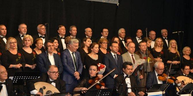 Büyükşehirden sanat müziği konseri