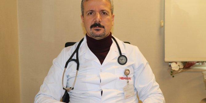 """Doç. Dr. Ateş: """"Elektronik sigarada da kanserojen madde bulunuyor"""""""
