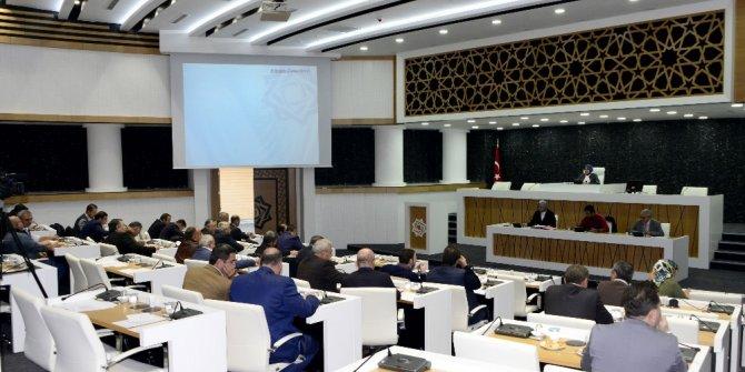 Meram Belediye Meclisi'nden Kudüs deklarasyonu
