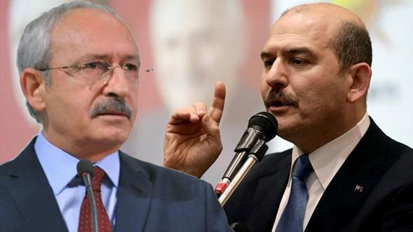 Kılıçdaroğlu'ndan İçişleri Bakanı Soylu'ya Dava