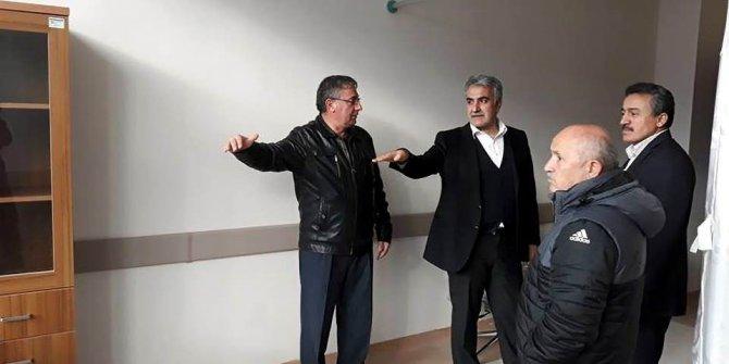 Milletvekili Ağralı, Seydişehir'deki yatırımları inceledi