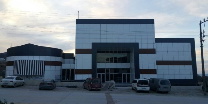 Aslanbey'e tam donanımlı Kültür Merkezi