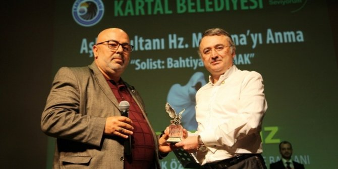 Kartallılar Mevlana'yı anma haftasında buluştu