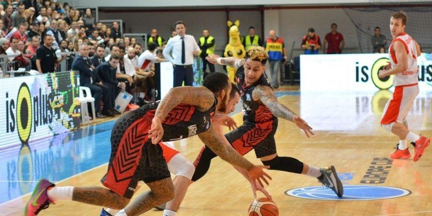 Muratbey Uşak, FIBA Europe Cup'ta çeyrek final maçına çıkıyor