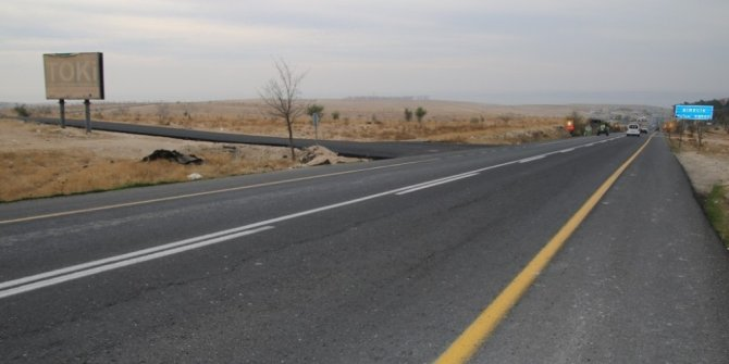 Büyükşehirden Birecik'te asfalt seferberliği