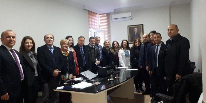 Türkiye Yeterli ve Dengeli Beslenme ve Hareketli Yaşam Zonguldak İl Kurulu toplantısı yapıldı