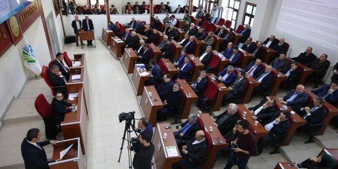 Büyükşehir Meclisi'nden, Kudüs kararına ortak kınama