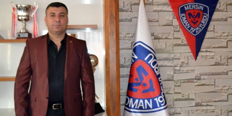 """Mahmut Karak: """"Ekonomik problemlerle boğuşuyoruz"""""""