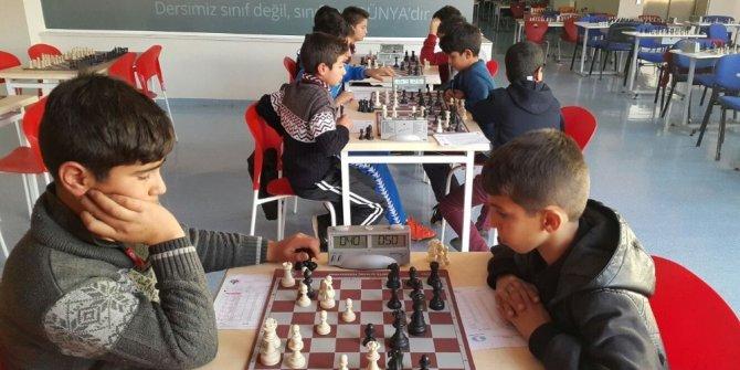 Ceylanpınar Belediyesi satranç takımından bir başarı daha