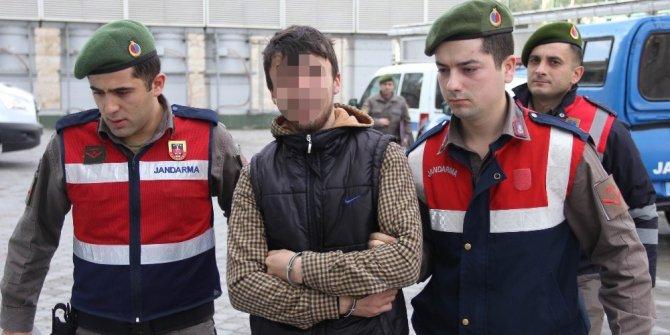 Uyuşturucu almak için babasının parasını gasp etti, tutuklandı