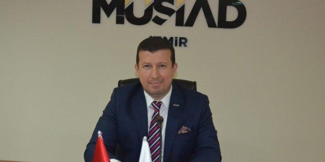 """Müsiad İzmir Başkanı Ülkü, """"Yatırımlardaki artış ekonomiye olan güvenin işaretidir"""""""