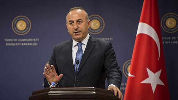 """Çavuşoğlu'ndan Afrin Açıklaması: """" Tehdit gelirse gireriz"""""""