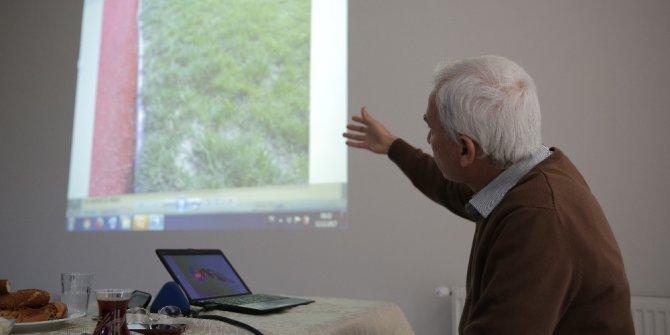 Belediye personeline yeşil alan eğitimi verildi