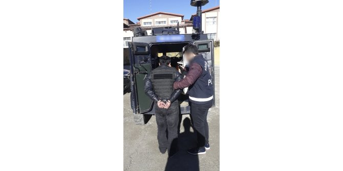 Siirt'te cinayet şüphelisi tutuklandı