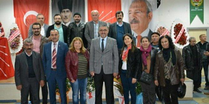 CHP Mut İlçe Başkanlığına Günay yeniden seçildi