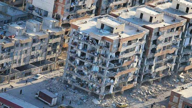 İran'ın Kirman Eyaletinde 6.2 Büyüklüğünde Deprem