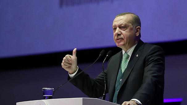 Erdoğan'dan Döviz kuru açıklaması: Döviz kuru Ekonominin gerçekleriyle uyumlu değil
