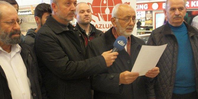 """Mazlumder Genel Başkan Yardımcısı Taş, """"10 Aralık'ta zulümler devam etti"""""""
