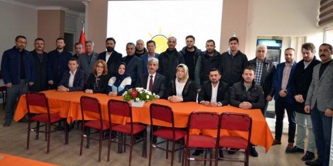 AK Parti Yenişehir yönetimi belli oldu