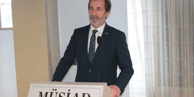MÜSİAD Başkanı Çelenk'ten büyüme rakamları değerlendirmesi