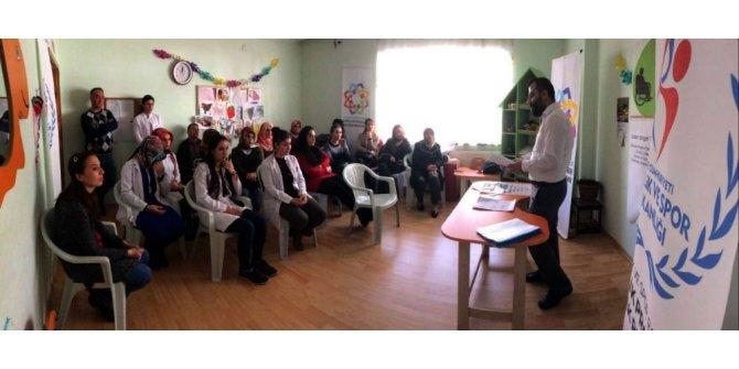 Akdağmadeni'nde 'Lider Engel Tanımaz' projesi