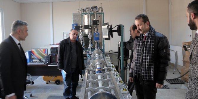 Van'da 'Su Sayaçları Ölçüm ve Ayar Kalibrasyon İstasyonu' kuruldu